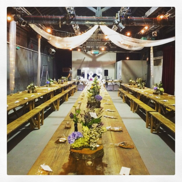 Wedding Catering Hope Mill