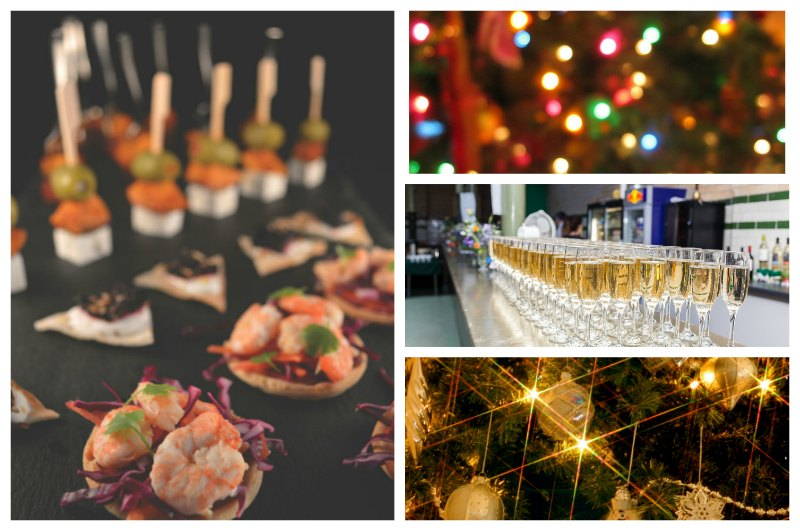 Christmas Party Catering