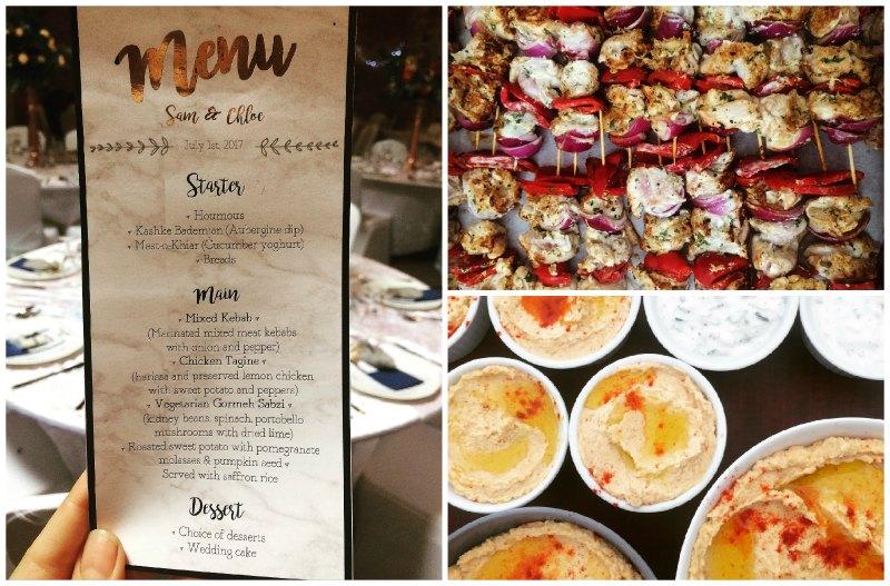 Persian Wedding Feast