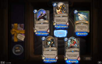 My first and last GvG packs had One-Eyed Cheats.