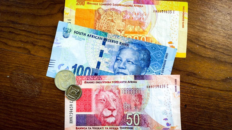 Den sydafrikanske valuta hedder rand