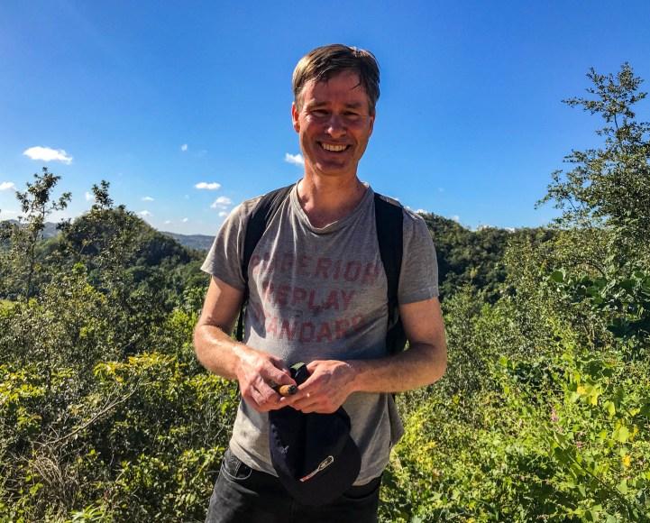 Simon Oxby fortæller i rejsepodcasten om at rejse i Cuba.