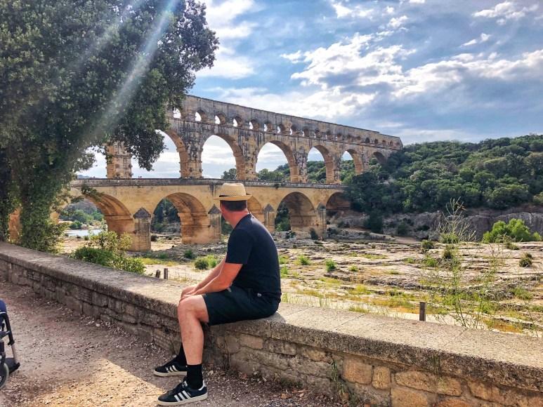 Pont du Gard, Frankrig