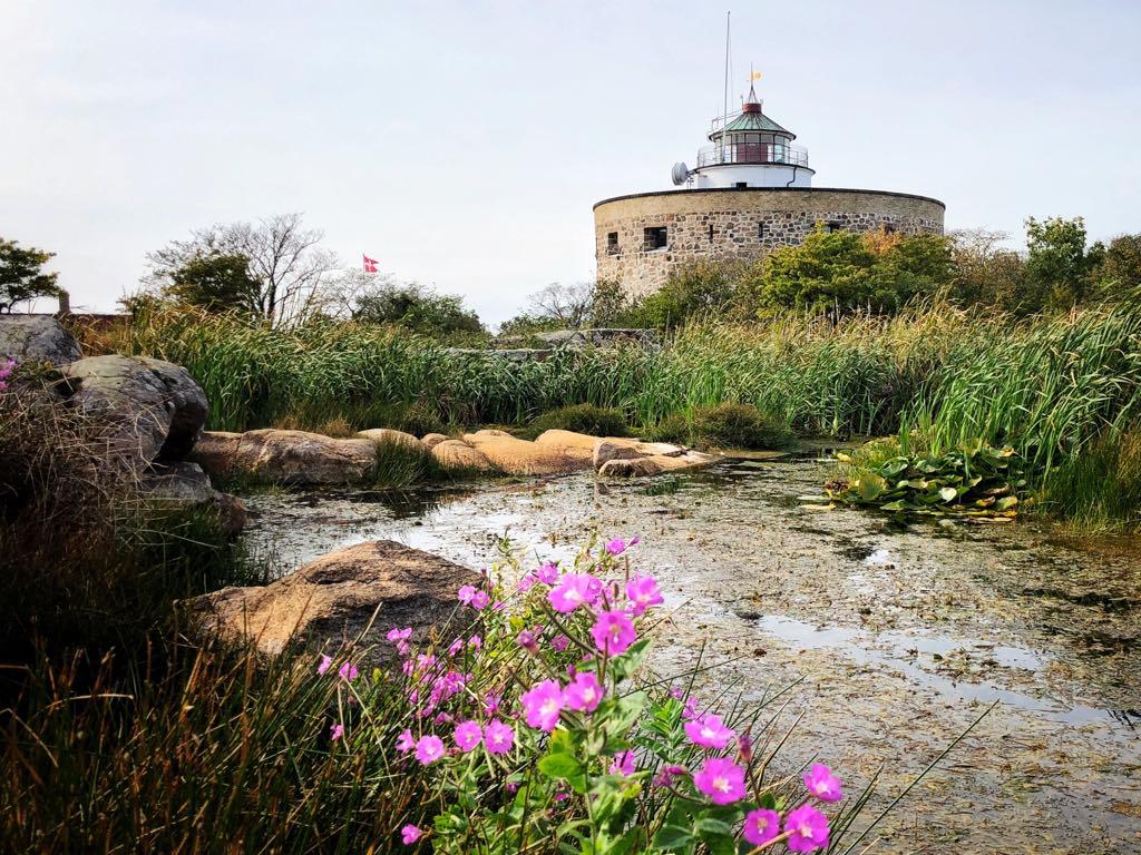Overnat på Christiansø - Store Tårn
