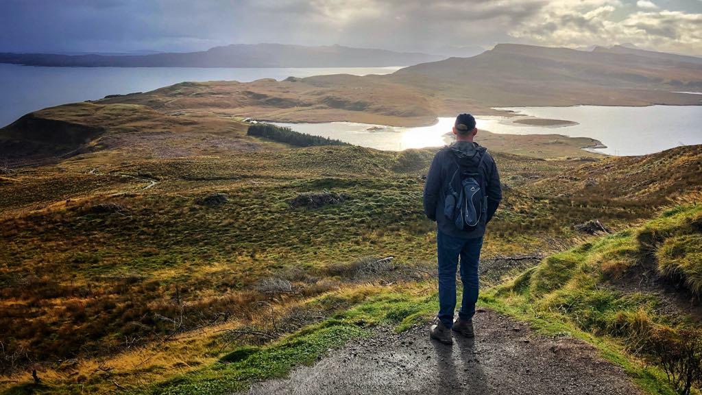 En rejse til Skotland byder på helt uovertruffen natur.