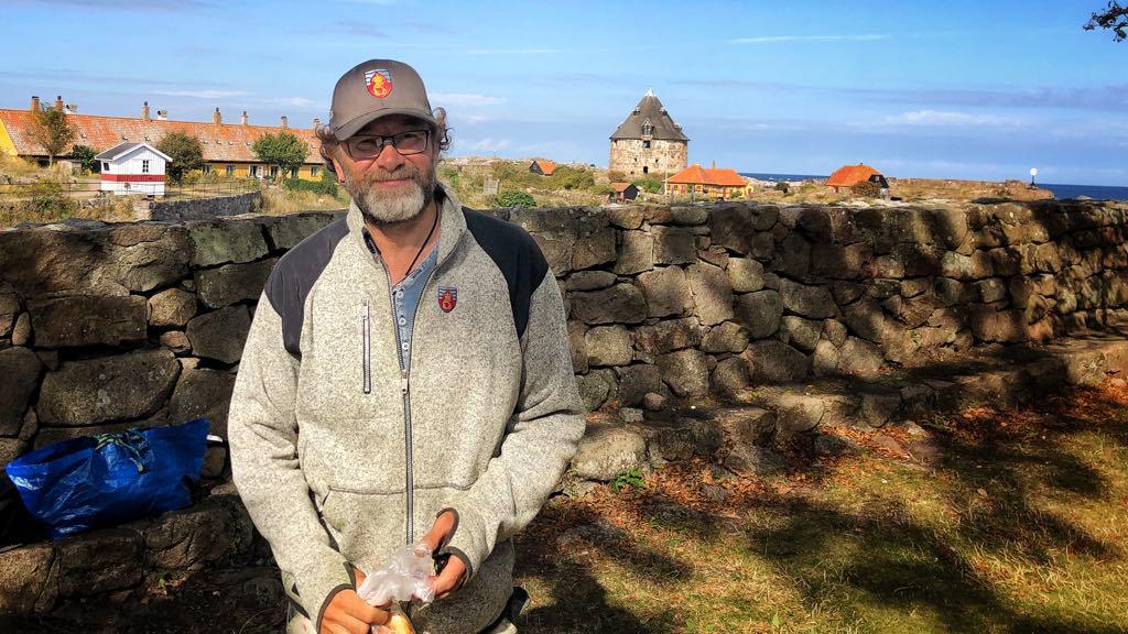 Rejsepodcast: Christiansø - livet og kærligheden på den lille fæstningsø