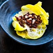 Sichuan Chicken Wrap