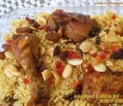 Arabian kabsa
