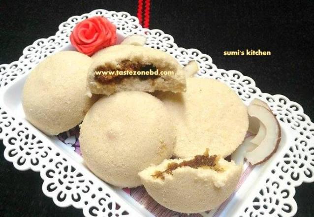 Bhapa pitha