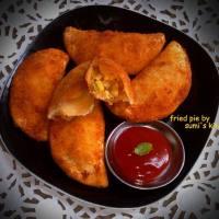 ফ্রাইড পাই(fried pie)