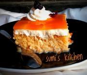 থ্রী মিল্ক(Tres leches cake)কেক