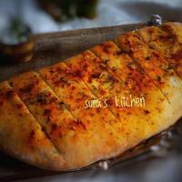চিজি গার্লিক ব্রেড(চুলা ও ওভেন ভার্শন)