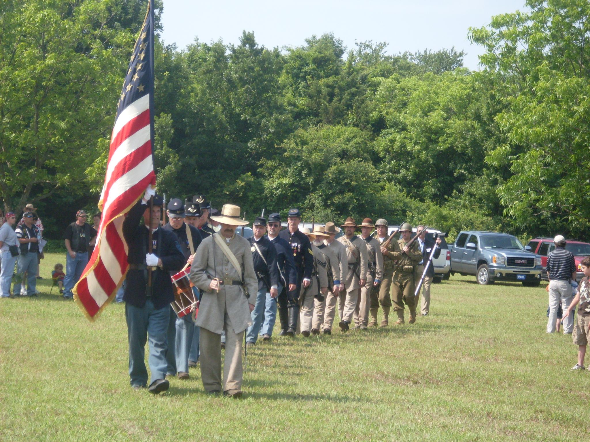 Pecan Grove Cemetery Program