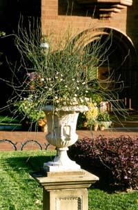 Enid Haupt Garden Image Courtesy Smithsonian Institution