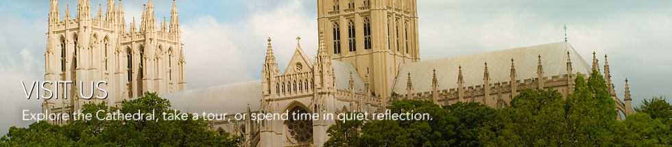 Image courtesy National Cathedral
