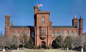 Smithsonian Castle Info Center