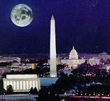 DC at Night
