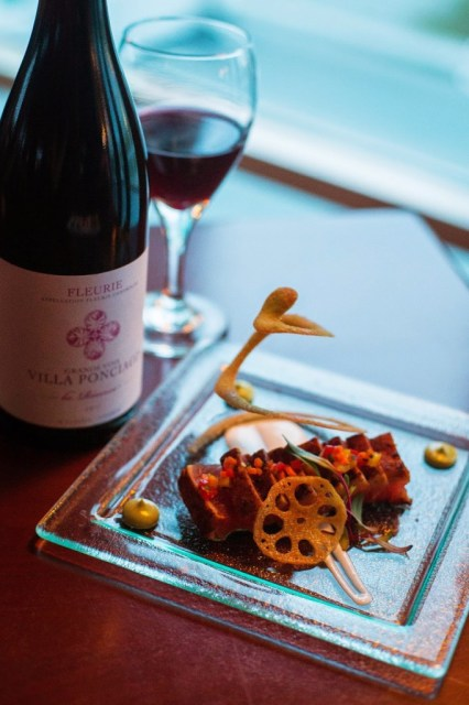 Fleurie Beaujolais Cru wine and food pairing