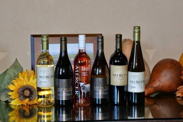 Mercer Wine Estates wine from Horse Heaven Hills Washington State