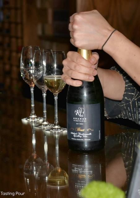 2011 Kramer Vineyards Sparkling Brut