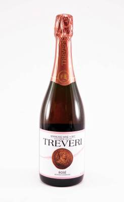 Bottle Shot of Treveri Sparkling Rose from Columbia Valley
