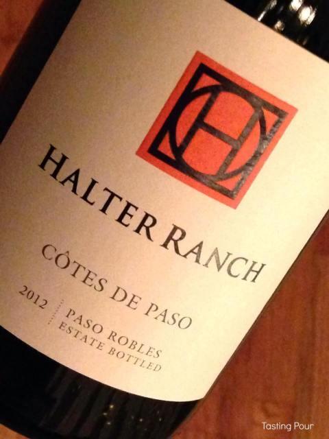 Halter Ranch Cotes de Paso