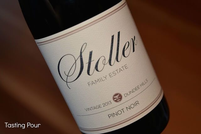 Stoller Family Estate 2013 Dundee Hills Pinot Noir