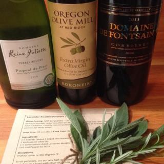 Pick Picpoul, Choose Corbieres: Languedoc Wines and Thanksgiving #winepw
