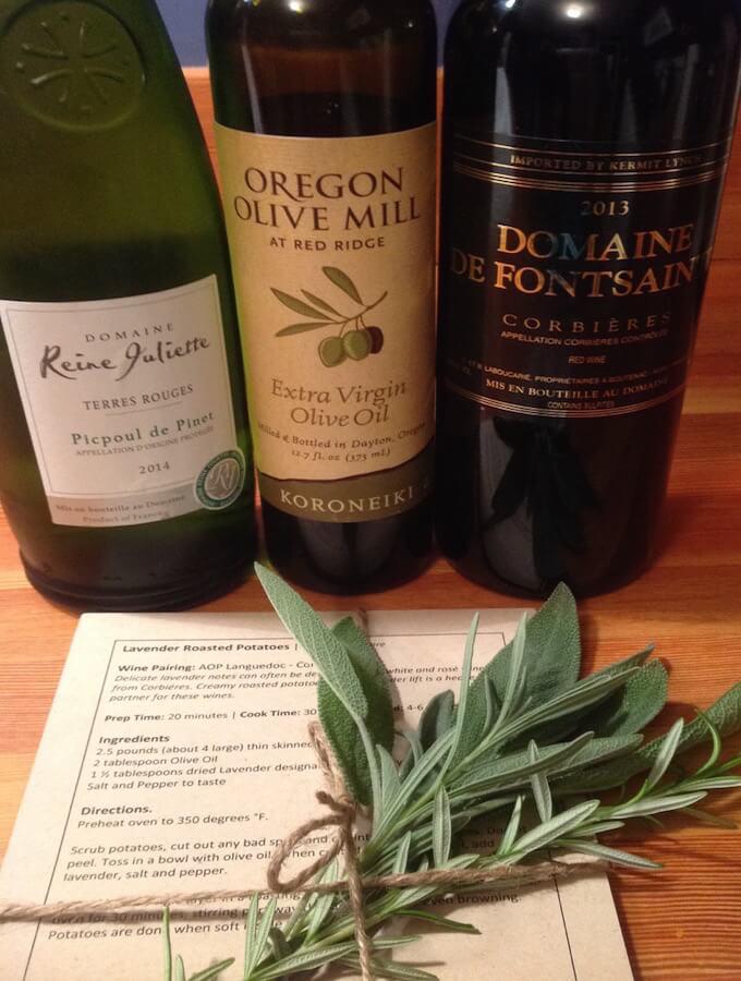 Languedoc Wines and Garrigue Pairings