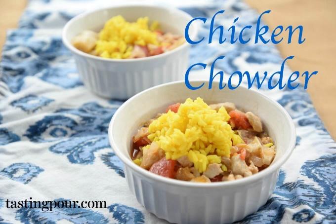 Chicken Chowder