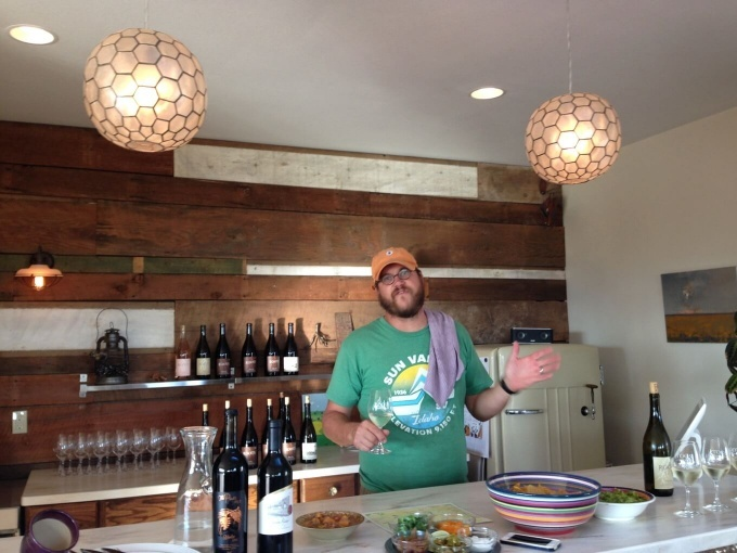 Roots Wine Company Chris Berg