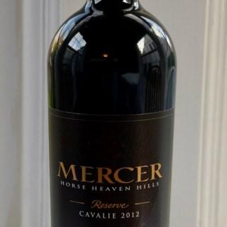 2012 Mercer Estates Cavalie Reserve Horse Heaven Hills