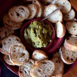 Sweet Pea Pesto Meets Wines of Summer #winepw