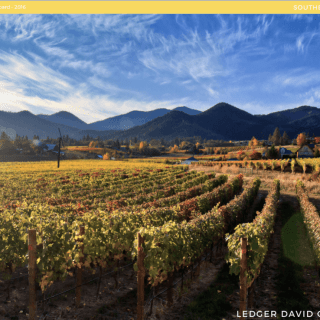 Society of Wine Educators Presentation Notes: Southern Oregon