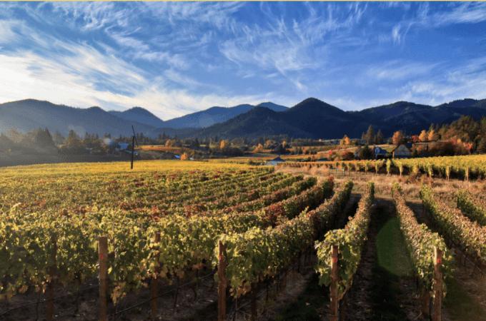 Southern Oregon Winery