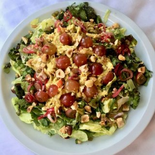 Curried Mango Chicken Salad – No Mayo