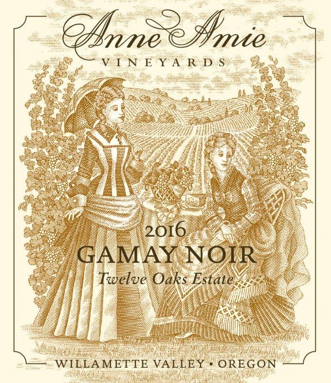 Anne Amie Twelve Oaks Gamay Noir