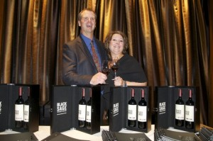 Jason james of black sage vineyard, tastingroomconfidential.com