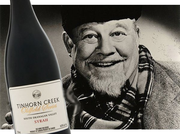 burl ives, tinhorn creek, winey diney christmas, tastingroomconfidential.com
