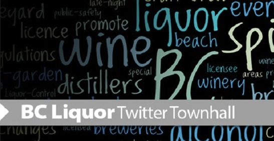 bc liquor townhall, tastingroomconfidential.com