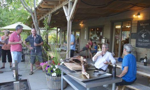 covert dinner, http://tastingroomconfidential.com/covert-farms-serves-roasted-lamb-california-memories/