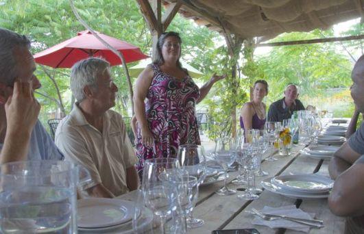sandra talks, http://tastingroomconfidential.com/covert-farms-serves-roasted-lamb-california-memories/