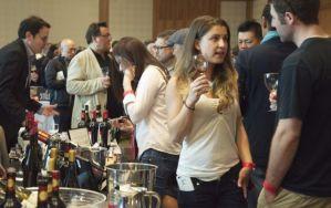 vini d'italia wine tasters