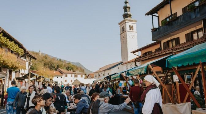 Jestival Food & Art festival – Kobarid, Western Slovenia