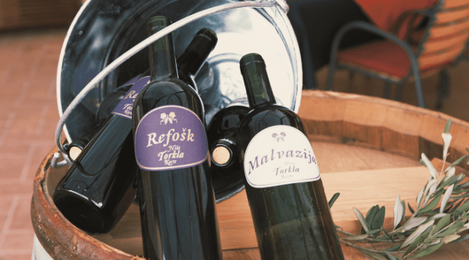 Wine and Garlic Festival – Nova Vas nad Dragonjo, Western Slovenia