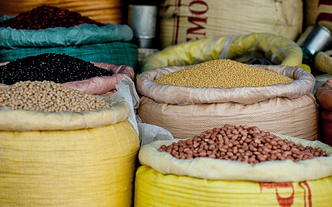 Forgotten Crops: The key to good nutrition & food security
