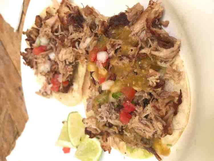 Food Truck Tacos