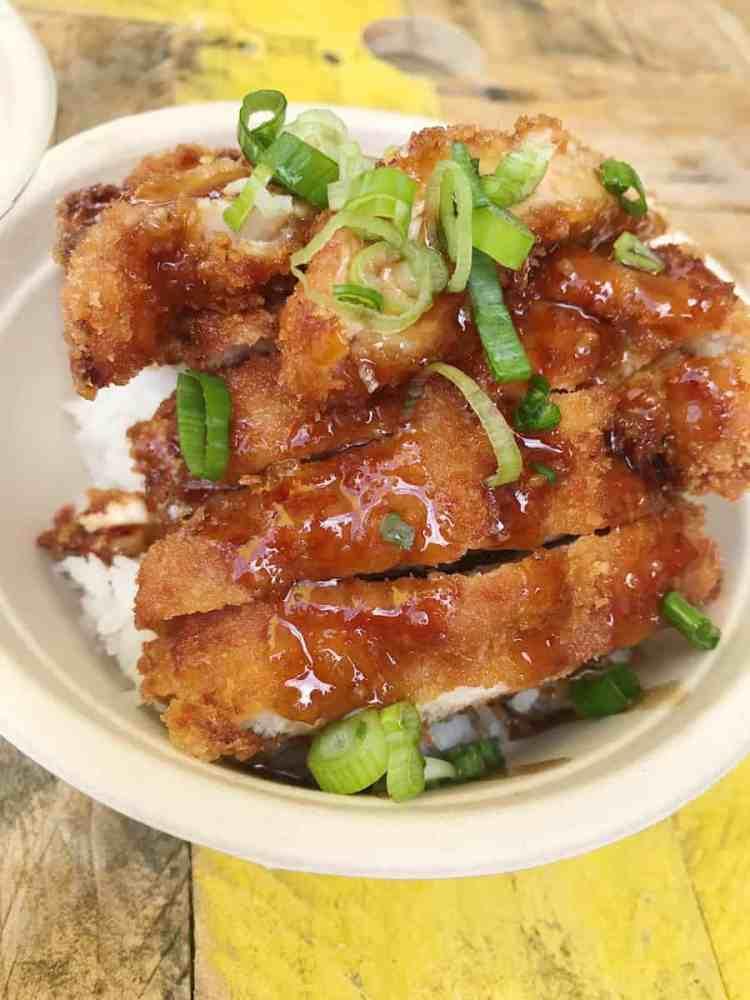 Maui Chicken