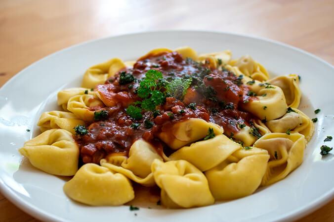 Итальянская кухня. Мучные блюда