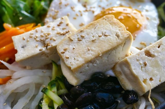 What is Tofu tofu nutrition silken tofu salad recipe